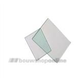 Primaelux glasplaat voor bouwlamp 285x208 mm PrimaeluxDLX