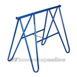 ABV steigerschraag blauw 100 cm hoog