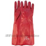 Majestic dompelhandschoenen 45 cm rood CE/2
