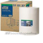 Tork poetspapier Premium 510 32 cm 1-laags softCombi