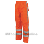 Tricorp pantalon RWS Tpa-3001 fluororanje L