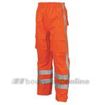 Tricorp pantalon RWS Tpa-3001 fluororanje XL