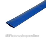 Alfaflat bronneringsslang blauw 50 mm (50 m) 2 inch