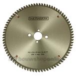 HURRICAN Cirkelzaagblad HM 216x30 mm 48 tanden 4831107