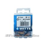 Witte bitsen Bitflex [25x] phillips 1 25 mm 14 inch 428021