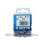 Witte bitsen Torx [5x] T40 25 mm 14 inch 429509