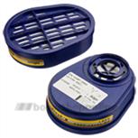 Dräger gasfilterpatronen [2x] A1B1E1 voor X-Plore 3300