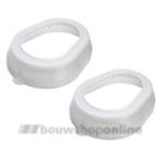 Dräger Pad deksels/accessoire [2x] wit voor X-Plore 3300