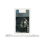 AXA deurstopper fs45 diameter 45 x 25 mm AXA 6900-02-81/E rvs