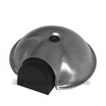 AXA deurstopper fs65 diameter 65 x 23mm AXA 6900-07-81/E rvs