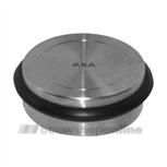 AXA deurstopper fs90 diameter 90 x 33 mm AXA 6900-01-81/E rvs