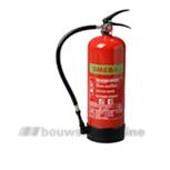 ABC brandblusser met meter 6 kg schuim