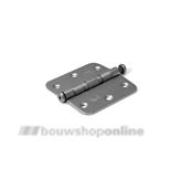 dulimex kogelscharnier rvs 76x76 mm dulimex-h367-76763103