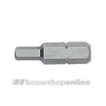 Witte bits vierkant Robertson-3 25 mm 27093 14 inch