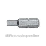 Witte bits zeskant 4 mm 25 mm 27084 14 inch