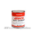 4tecx Acryl grondverf grijs 2500 ml grijs