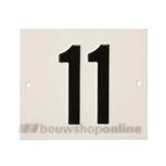 Besbo Huisnummerplaat 11