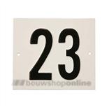 Besbo Huisnummerplaat 23