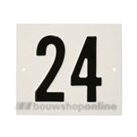 Besbo Huisnummerplaat 24
