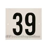 Besbo Huisnummerplaat 39