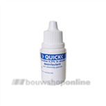 Quick desinfectie oplossing 10 ml desinfectant