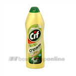 Cif schuurmiddel Cream 750 mL Citrus