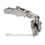 Blum inserta Clip top 170 graden scharnier vol opdek zonder veer 70T6540B