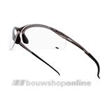 Bollé veiligheidsbril Contour helder sportief