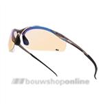 Bollé veiligheidsbril Contour lichtgetint sportief