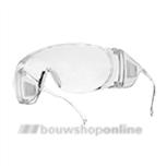 B-line veiligheidsbril overzet/bezoekersbril