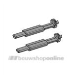 Blum Tip-on synchro adapterstukken (2x) T55.000 Ritzel
