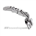 Blum inserta Clip top 0-insprongscharnier met veer 71T7540N MB