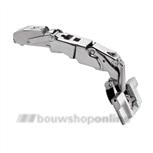 Blum inserta Clip top 0-insprongscharnier zonder veer 70T7540NTLMB