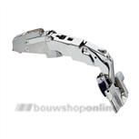 Blum inserta Clip top 155 graden scharnier halfopdek met veer 71T7640B