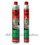 Repair Care Dry Flex 1 houtrotreparatie A en B