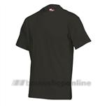 ROM88 T-shirt katoen zwart 145gr L