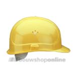Voss bouwhelm plastic Voss geel