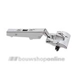 Blum inserta Clip top 110 graden scharnier vol opdek met veer 71T3590