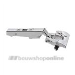Blum inserta Clip top 110 graden scharnier vol opdek met veer 71T3590 V250