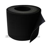 Alphaflex loodvervanger 15 cm x 10 meter zwart