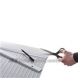 Berma spoelbakbescherming 863 x 470/560 mm grijs