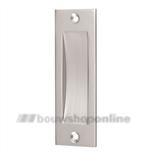 Hermeta schuifdeurkom aluminium 120 x 40 mm rechthoek 4556-01