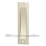 Hermeta schuifdeurkom aluminium 150 x 40 mm rechthoek 4558-02
