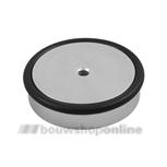 Hermeta deurbuffer rond verhoging 60 mm vloermodel 4765-11