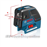 Bosch Punt/lijnlaser gcl 25 Professional GCL25