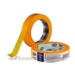 afplak-(masking)tape 50 mm x 50 m oranjegeel 4400