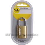yale y150 combinatie cijferslot hangslot 40mm