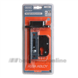 Nemef veiligheidsbijzetslot haakschoot en kom 4208/17-50mm