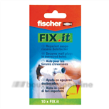 Fischer DHZ Fix.it reparatievlies (10 pads) 93435