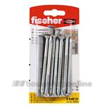 Fischer DHZ N8x80/40ZK nagelpluggen met(10x) 52252